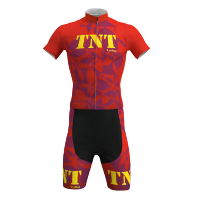 Equipación Corta TNT Cycling Mod. 73 TNT Cycling