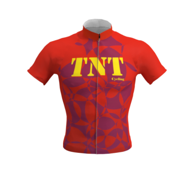 Maillot Corto TNT Cycling Mod. 73 TNT Cycling