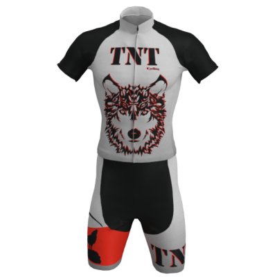 Equipación Corta TNT Cycling Mod. 74 TNT Cycling