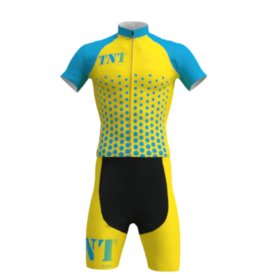 Equipación Corta TNT Cycling Mod. 75 TNT Cycling