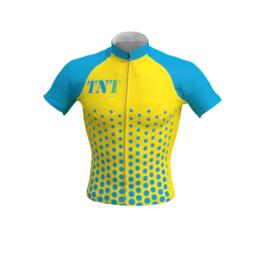 Maillot Corto TNT Cycling Mod. 75 TNT Cycling
