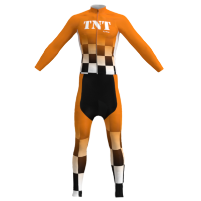 Equipación Larga/Térmica TNT Cycling Mod. 76 TNT Cycling