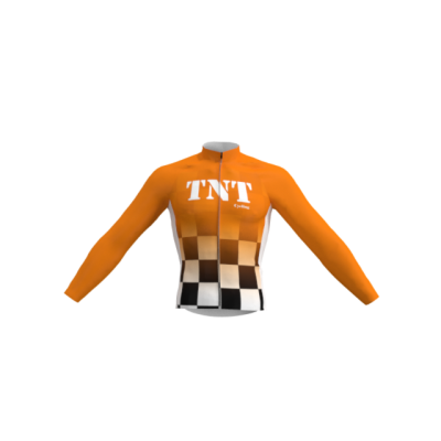 Maillot Largo/Térmico TNT Cycling Mod. 76 TNT Cycling