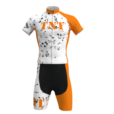 Equipación Corta TNT Cycling Mod. 77 TNT Cycling