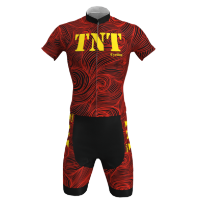 Equipación Corta TNT Cycling Mod. 78 TNT Cycling