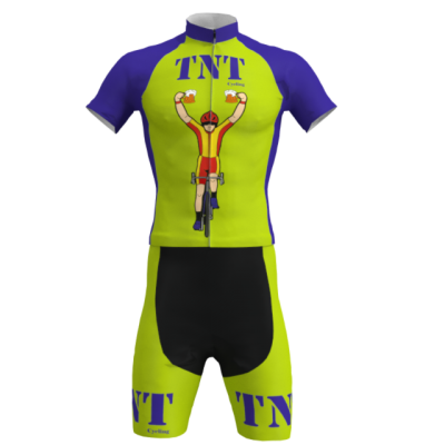 Equipación Corta TNT Cycling Mod. 79 TNT Cycling