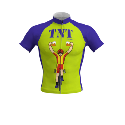 Maillot Corto TNT Cycling Mod. 79 TNT Cycling