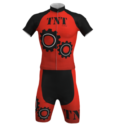 Equipación Corta TNT Cycling Mod. 80 TNT Cycling