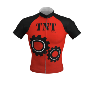 Maillot Corto TNT Cycling Mod. 80 TNT Cycling