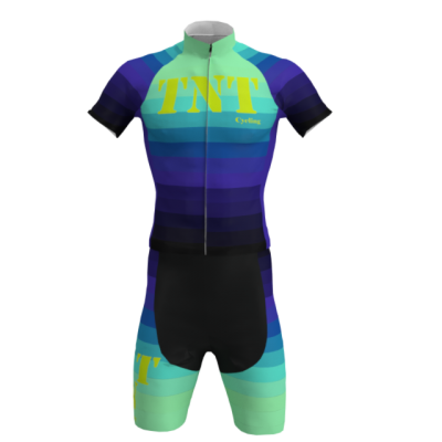 Equipación Corta TNT Cycling Mod. 83 TNT Cycling