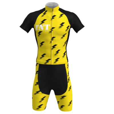 Equipación Corta TNT Cycling Mod. 87 TNT Cycling
