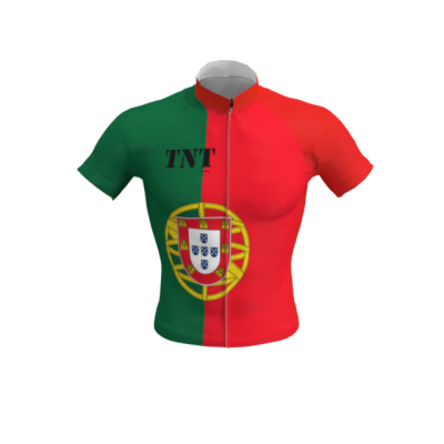 Maillot Corto Bandera Portugal TNT Cycling Mod. 91 TNT Cycling