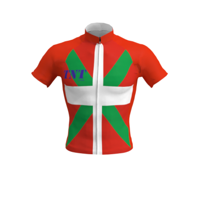 Maillot Corto Bandera Portugal TNT Cycling Mod. 92 TNT Cycling