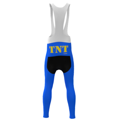 Culotte Largo/Térmico Bandera Asturias TNT Cycling Mod. 95 TNT Cycling