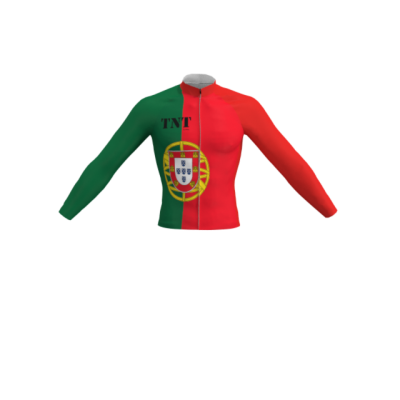 Equipación Larga/Térmica Bandera Portugal TNT Cycling Mod. 97 TNT Cycling