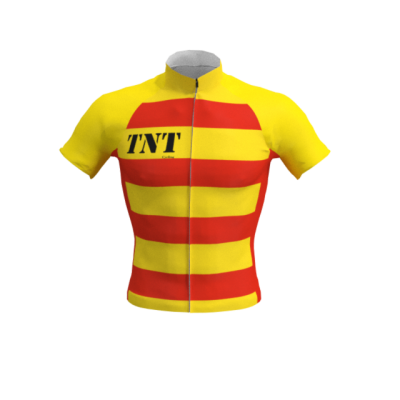 Maillot Corto Bandera Cataluña TNT Cycling Mod. 99 TNT Cycling