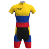 Equipación Corta Bandera Colombia TNT Cycling Mod. 105 TNT Cycling