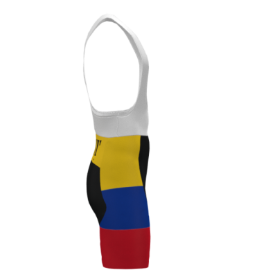 Culotte Corto Bandera Colombia TNT Cycling Mod. 105 TNT Cycling
