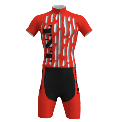 Equipación Corta TNT Cycling Mod. 119 TNT Cycling