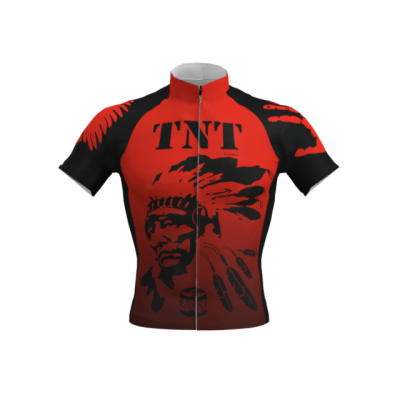 Maillot Corto TNT Cycling Mod. 125 TNT Cycling