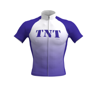 Maillot Corto TNT Cycling Mod. 126 TNT Cycling