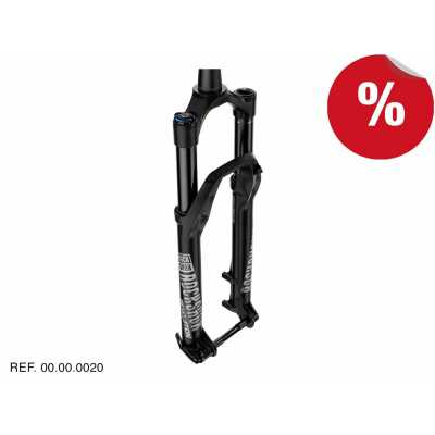 "HORQUILLAS REVELATION RC Negro 27,5"" Boost 160mm Manual Rockshox"