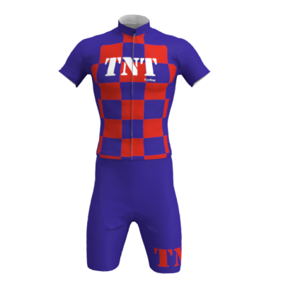 Equipación Corta TNT Cycling Mod. 129 TNT Cycling