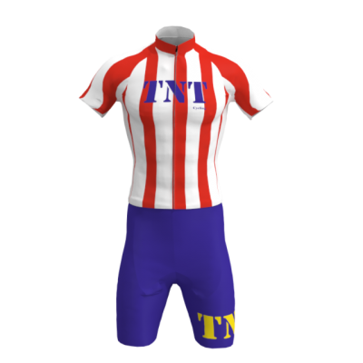 Equipación Corta TNT Cycling Mod. 130 TNT Cycling