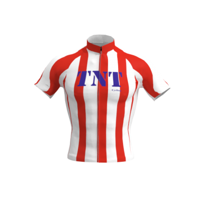 Maillot Corto TNT Cycling Mod. 130 TNT Cycling