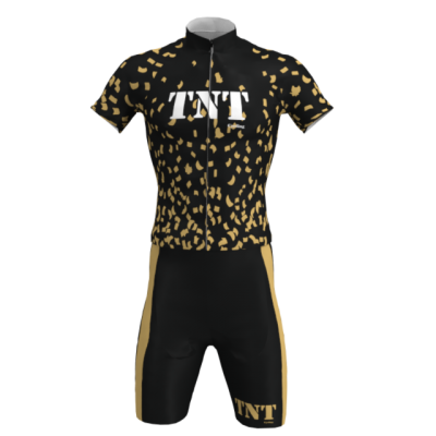 Equipación Corta TNT Cycling Mod. 131 TNT Cycling