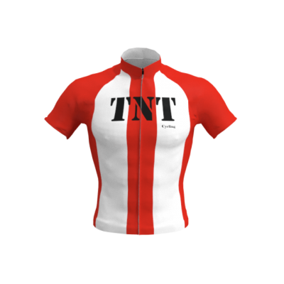 Maillot Corto TNT Cycling Mod. 134 TNT Cycling