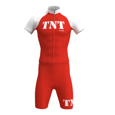 Equipación Corta TNT Cycling Mod. 135 TNT Cycling